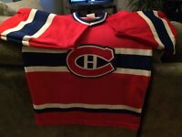 Authentic HABS Jersey Boys Size XL