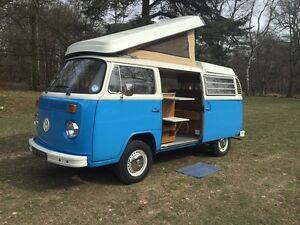 WANTED: VW Camper Westfalia Van Vanagon Bus