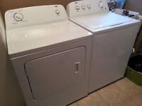 Inglis Washer and Dryer Set - Practically new