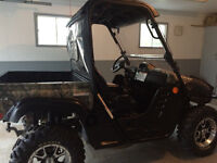 Selling a Yamaha Rhino in mint condition (Ducks Unlimited ed.)