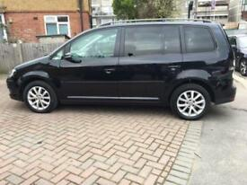 2009 Volkswagen Touran 2.0 TDI Match MPV 5dr Diesel Manual (7 Seats) (159