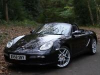 2008 58 Porsche Boxster 2.7 24v (245) 987 CONVERTIBLE...STUNNING CONDITION!!