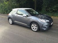2011 Citroen DS3 1.6 VTi ( 120bhp ) auto DStyle (One Former Keeper)