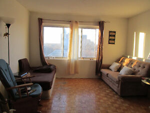 11/2 apartment available for $600- Everything except internet.