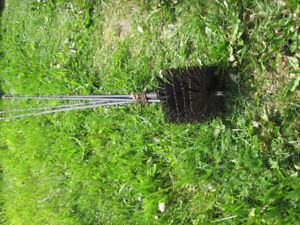 Chimney Cleaning Brush w Poles