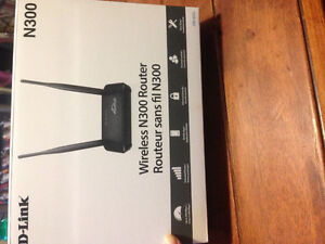 Wireless N300 Riuter never used