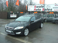 2008 FORD MONDEO 2.0TDCi TITANIUM X FULL SERVICE HISTORY, 2 OWNERS FROM NEW