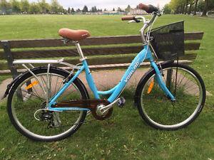 (light weight) Ladies/women' s city comfort bike (Brand new)