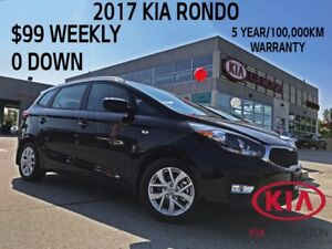 2017 Kia Rondo LX | Low KM | Super Clean