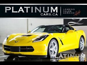 2014 Chevrolet Corvette Stingray w/3LT Pkg,