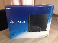 Brand new, sealed in box, PlayStation 4 - PS4 500gb