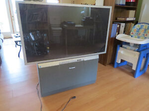Panasonic Rear-Projection TV -- Great for Hunt Camp or Man Cave