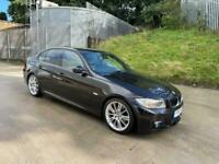 2010 10 REG BMW 320d M SPORT 2.0 TD BUSINESS EDITION 4 DOOR SALOON AUTOMATIC !!!