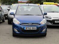 Hyundai I10 1.2 ACTIVE (blue) 2012