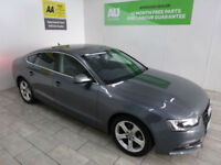 Grey Audi A5 2.0TDI Multitronic SE ***FROM ONLY £260 PER MONTH***