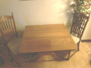 Antique Duncan Phyfe Dining Table