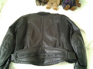 2 Leather Motorcycle Jackets