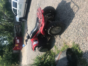 2004 Arctic Cat ATV