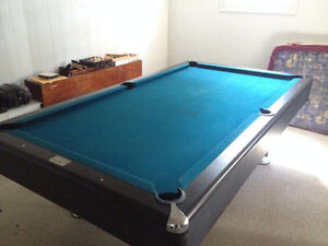 Mr Billiards 4x8'  Slate Pool Table - DELIVERY & INSTALL INCL.