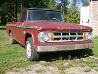 1968 Dodge Other Pickups Pickup Truck