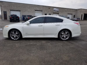 2010 Acura TL SH-AWD Tech Pack A SPEC