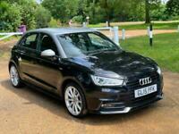2015 Audi A1 1.4 TFSI S Line 5dr S Tronic HATCHBACK Petrol Automatic
