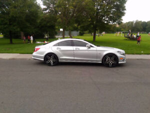 2012 Mercedes-Benz CLS-Class 550 4matic coupe 2+2
