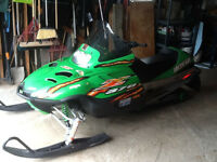 Arctic Cat Z370
