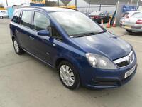 Vauxhall/Opel Zafira 1.6i 16v ( a/c ) 2007MY Life