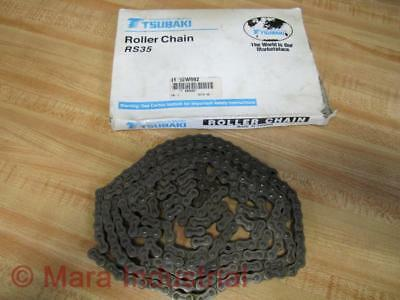 Tsubaki 2w092 Roller Chain Rs35tw Wo Master Link