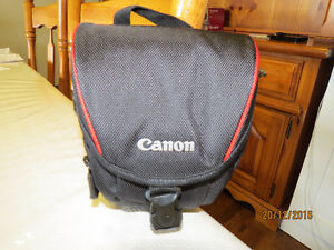 Holster bag for canon