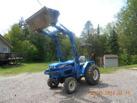 Tractor and Accessories - Package Deal