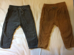 H&M Baby boy pants, 12-18months