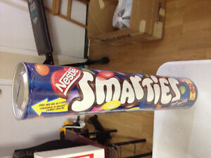 Nestle smarties change collector 1feet tall new!! West Island Greater Montréal image 1