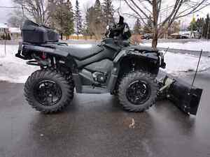 2017 CAN AM OUTLANDER XT-P LIMITED EDITION