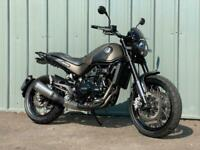 BENELLI LEONCINO 500 TRAIL MOTORCYCLE