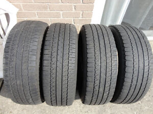 225 65 17 set of 4  CHEAPEST  PRICE and made in USA