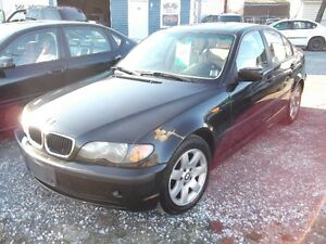2004 BMW 3-Series LOADED !!!!