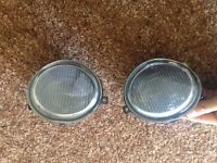 Bmw E46 Front Fog Lamps for Sale only for sport bumpers