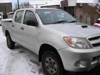 Toyota Hi-Lux 2.5D-4D 4WD ( Euro IV ) Extra Cab HL2 1 Previous Owner