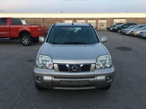 2006 Nissan Xtrail. CERTIFIED, E TESTED, WARRANTY, NO ACCIDENT