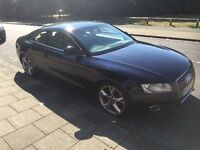 Audi A5, 89000 miles, 59 reg, cash offers only