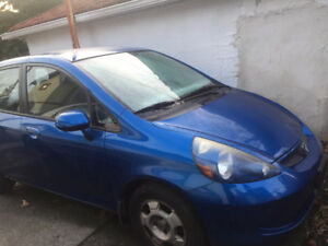 2007 Honda Fit great mileage, OBO!!!