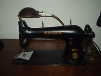 2 Singer Sewing Machines for sale