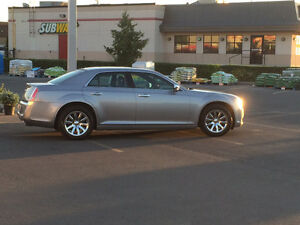 2014 Chrysler 300-Series c Sedan