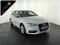 2013 63 AUDI A3 SE TDI 3 DOOR HATCHBACK 1 OWNER SERVICE HISTORY FINANCE PX