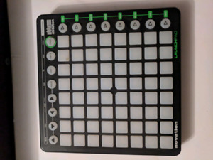 Abelton Live controller Launchpad