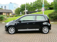 2012 12 Skoda Citigo 1.0 MPI GreenTech SE 3dr WITH ALLOYS+AC+MP3+AUX