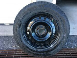Pneus d'Hiver Michelin X-ICE II 215/65R16