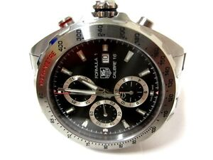 TAG Heuer Formula 1 Calibre 16 Automatic Watch CAZ2010.BA0876 London Ontario image 1